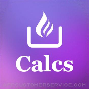 Candle Calculator Customer Service
