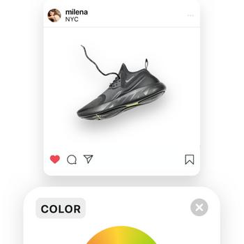 Pixelcut: AI Graphic Designer iphone image 4