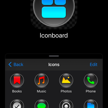 Iconboard iphone image 4