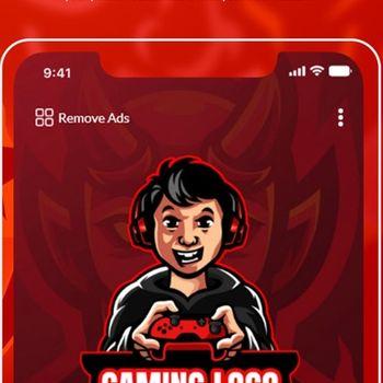 Esport Logo Maker-Gaming Logo iphone image 1