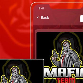 Esport Logo Maker-Gaming Logo iphone image 4