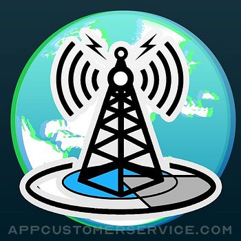 Cell Phone Towers World Map Customer Service