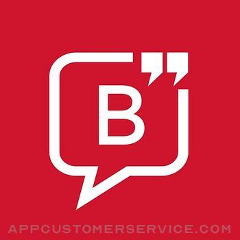 BAYADA Secure Chat Customer Service