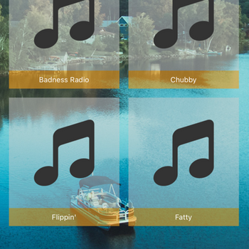 Badness Radio 2 iphone image 1