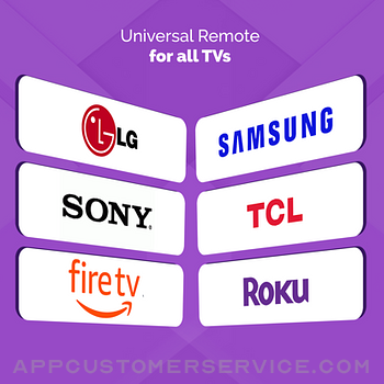 TV Remote - Universal Control ipad image 1