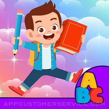 Alphabet Fun - ABC Tracing Customer Service