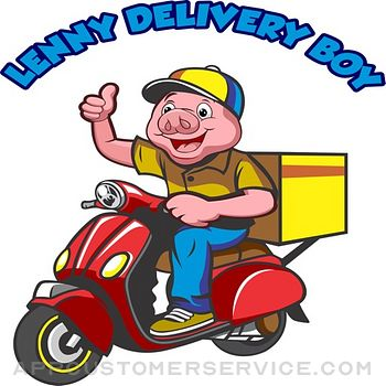Lenny for Delivery Boy Customer Service