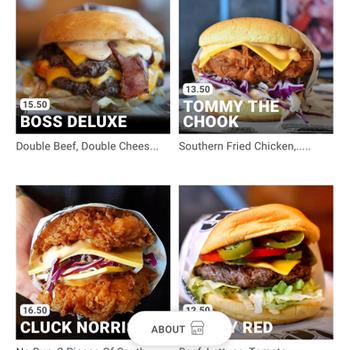 Boss Burger Co Lara iphone image 3