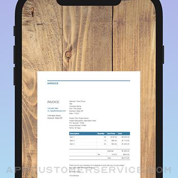 AirDocs iphone image 1