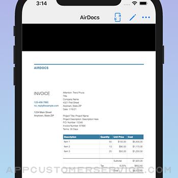 AirDocs iphone image 2