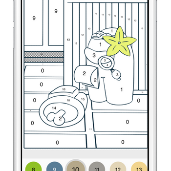 Coloring book for AM iphone image 1