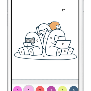 Coloring book for AM iphone image 3