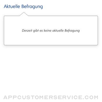 Beteiligungsapp KZVBW iphone image 1