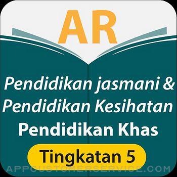 AR PJPKPK Tingkatan 5 Customer Service