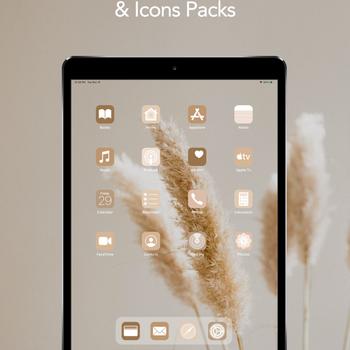 Icon Themer - Changer & Maker ipad image 1