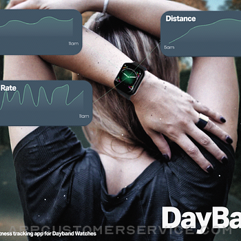 DayBand - Fitness Watch App ipad image 1