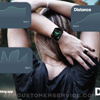DayBand - Fitness Watch App iphone image 1