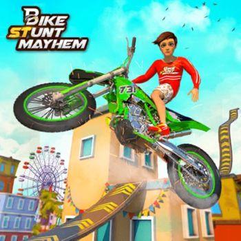 Bike Stunt Mayhem Customer Service