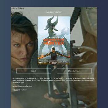 Tuner Radio Movies Player ipad image 2