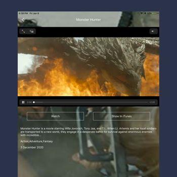 Tuner Radio Movies Player ipad image 3