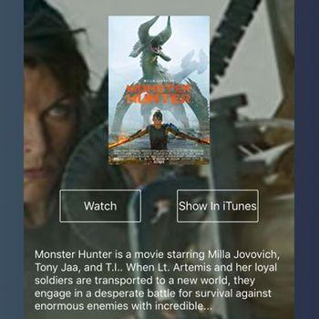 Tuner Radio Movies Player iphone image 2