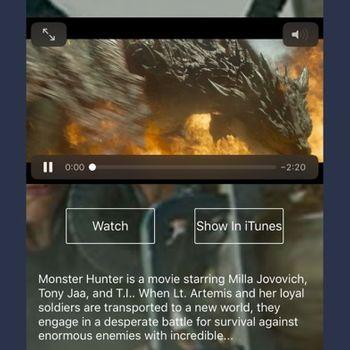 Tuner Radio Movies Player iphone image 3