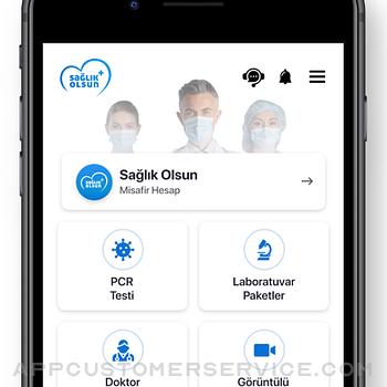 SağlıkOlsun - Evde Sağlık iphone image 1
