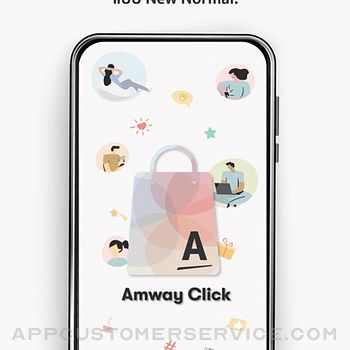 Amway Click iphone image 1