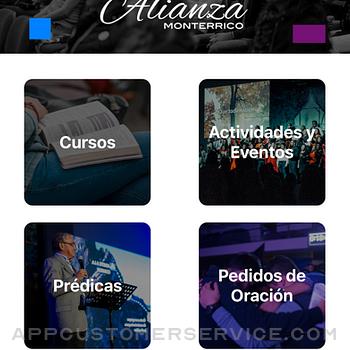 Alianza Monterrico iphone image 2