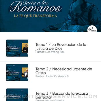Alianza Monterrico iphone image 4