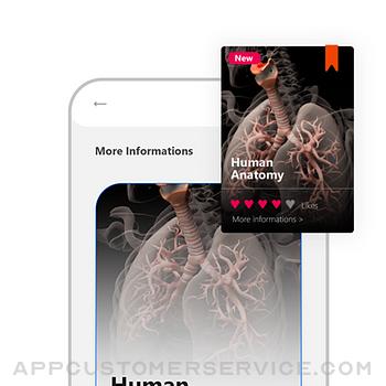 Alien Dimension - AR Education iphone image 3