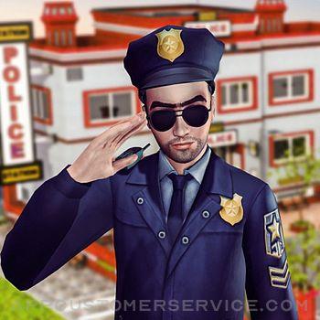 Crime City- Police Officer Sim Customer Service