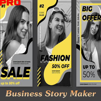 Business Story Maker-Social Ad Customer Service