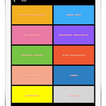 TikMusic - DJ soundboard ipad image 2