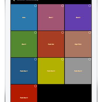TikMusic - DJ soundboard ipad image 3