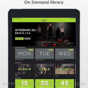 ACAC On Demand ipad image 2