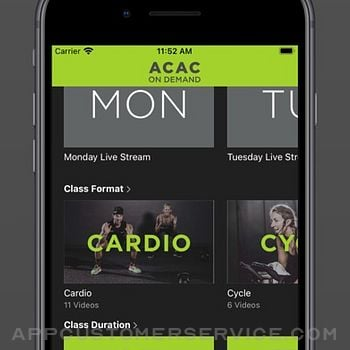 ACAC On Demand iphone image 3
