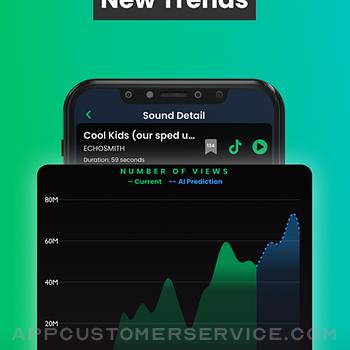 TrendTok Analytics & Tracker iphone image 1