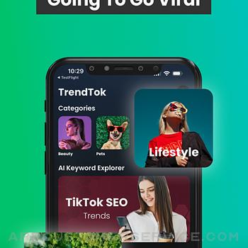 TrendTok Analytics & Tracker iphone image 2
