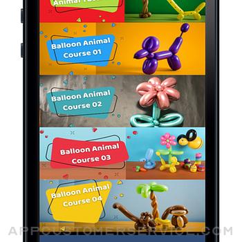 BalloonPlay Balloon Animal App iphone image 2