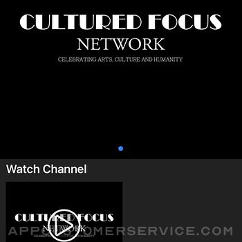Cultured Focus Network iphone image 2