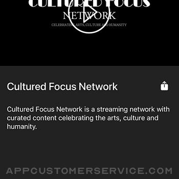 Cultured Focus Network iphone image 3