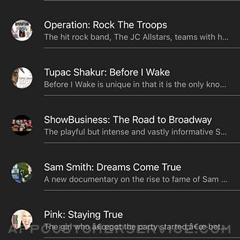 Cultured Focus Network iphone image 4