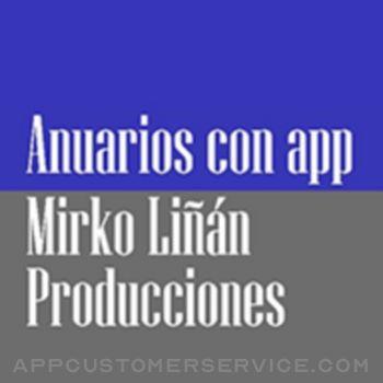 Anuarios con App Customer Service