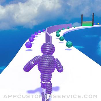 Rope-Man Run ipad image 3