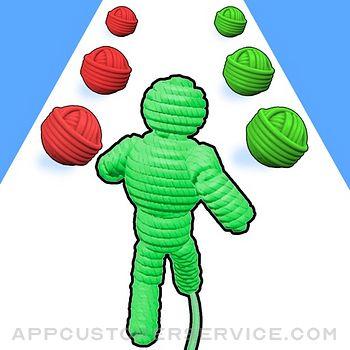 Rope-Man Run Customer Service