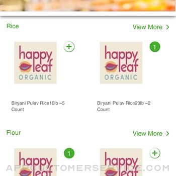 Abhi Foods iphone image 1