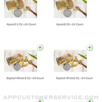 Abhi Foods iphone image 2