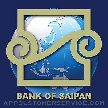 Bank of Saipan Mobile Customer Service