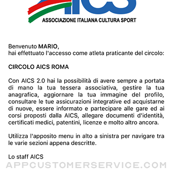 AICS 2.0 iphone image 2